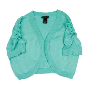 Lane Bryant Plus Size Women's Shrug Sweater